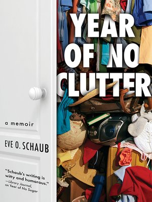 cover image of Year of No Clutter